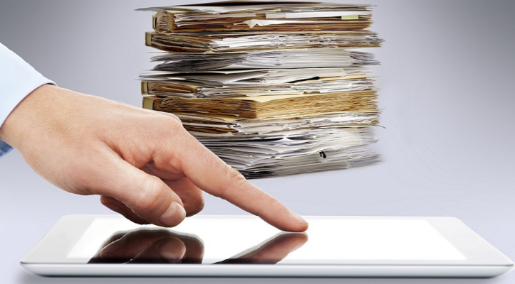 The advantages of the documents digitalisation and reasons why people are preferring it