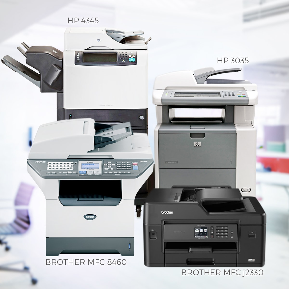 How To Hire Good Brochure Printers?